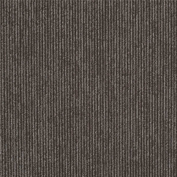 Indoor Spaces Striped Carpet Tiles Commercial Peel And Stick Carpet Tiles